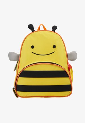 ZOO BACKPACK BEE - Tagesrucksack - yellow