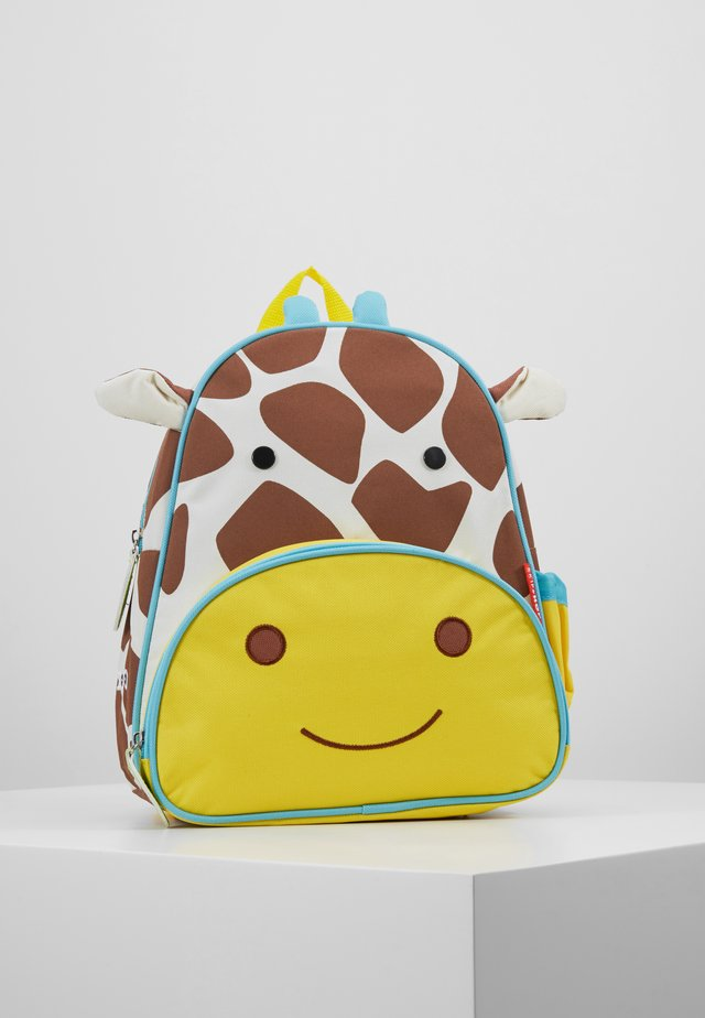 ZOO BACKPACK GIRAFFE - Rucksack - multicoloured