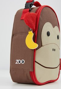 Skip Hop - ZOO LUNCHIES MONKEY - Boîte à lunch - brown - 2