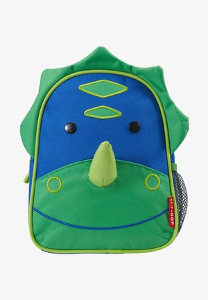 LET BACKPACK DINOSAUR - Batoh - green