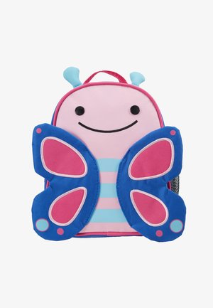 LET BACKPACK BUTTERFLY - Sac à dos - pink