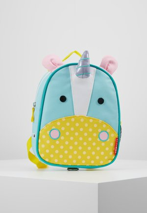 LET BACKPACK UNICORN - Tagesrucksack - blue