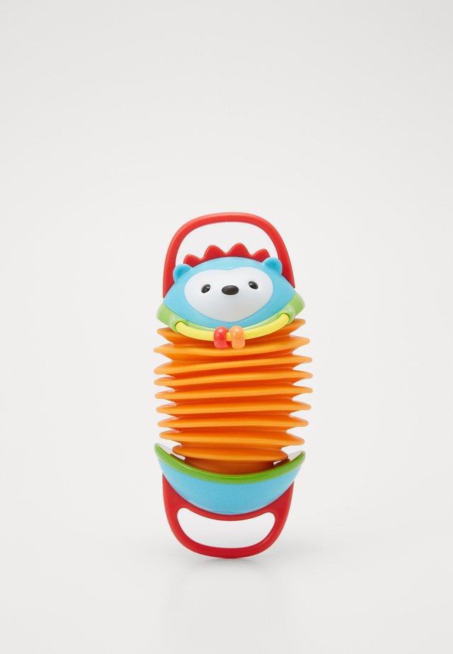 EXPLORE & MORE HEDGEHOG ACCORDION - Toy - multi-coloured