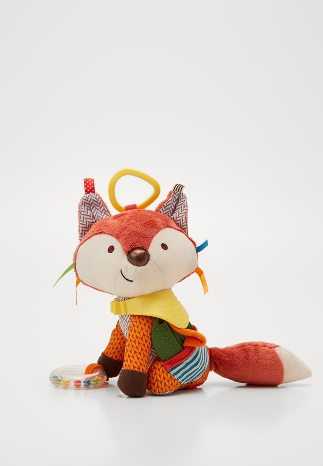 BANDANA BUDDIES FOX - Cuddly toy - multi-coloured, orange