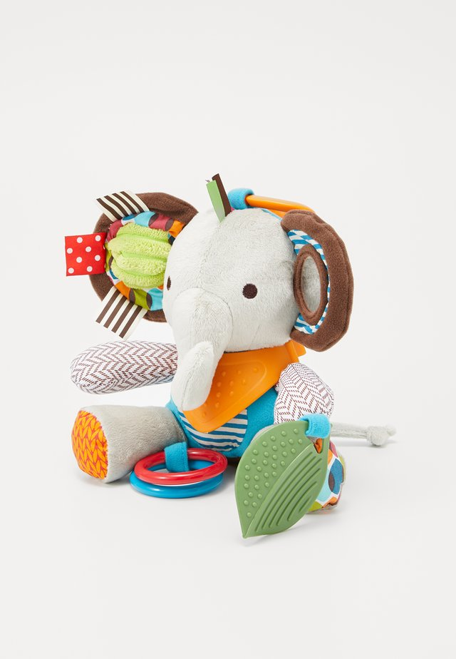 BANDANA BUDDIES 19ELEPHANT - Kuscheltier - multi-coloured/grey