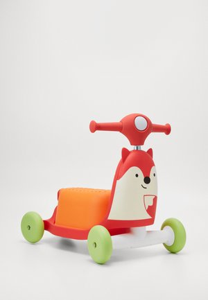 ZOO 3-IN-1 RIDE ON TOY FOX - Speelgoed - multi-coloured