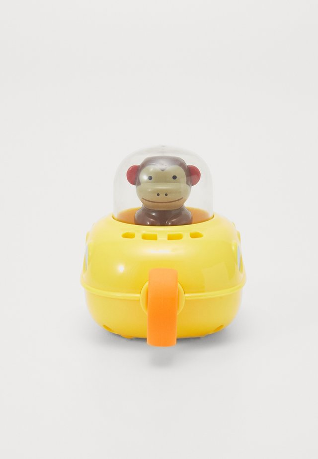 SUBMARINE MONKEY - Speelgoed - yellow/brown
