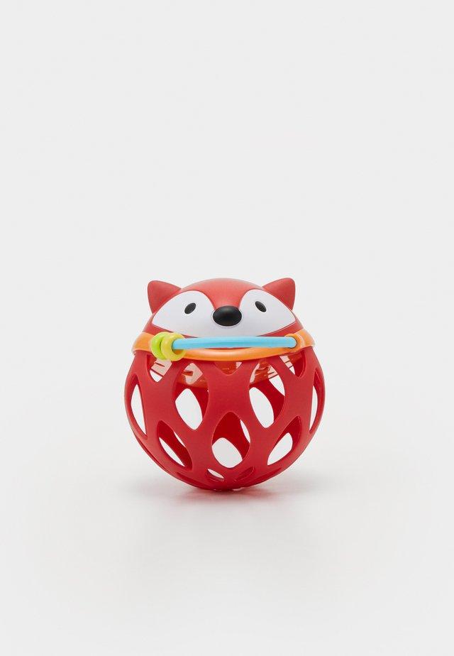ROLL AROUND FOX - Speelgoed - orange