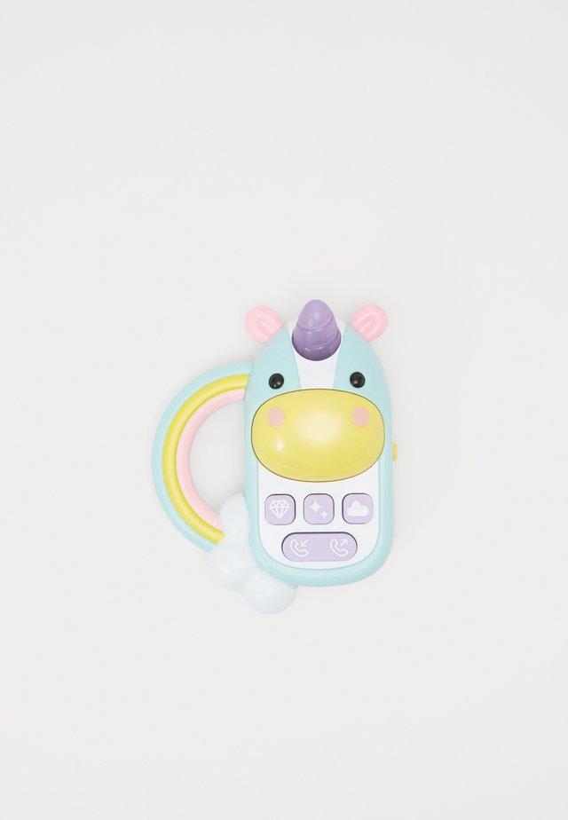 UNICORN PHONE - Toy - blue/yellow