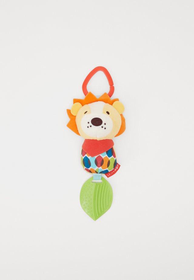 BANDANA BUDDIES -CHIME BUDDIES - LION - Cuddly toy - orange