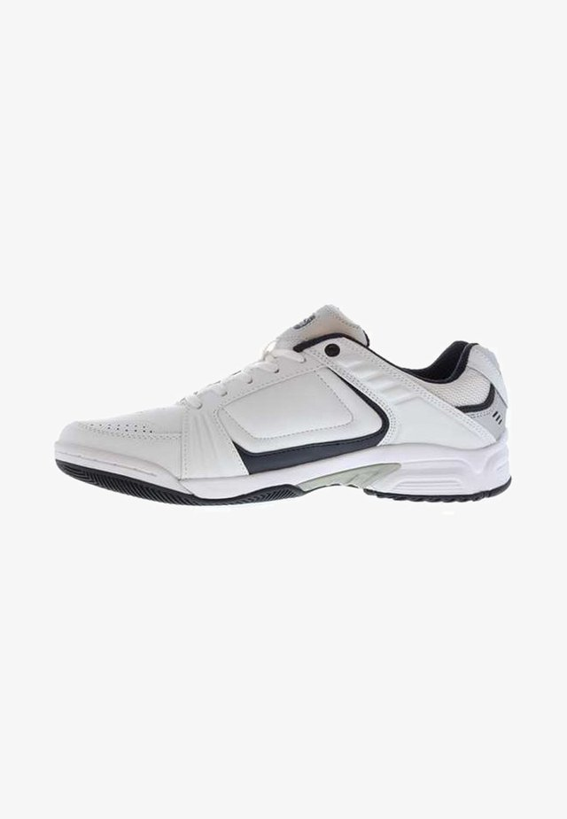 Trainers - white / navy blue