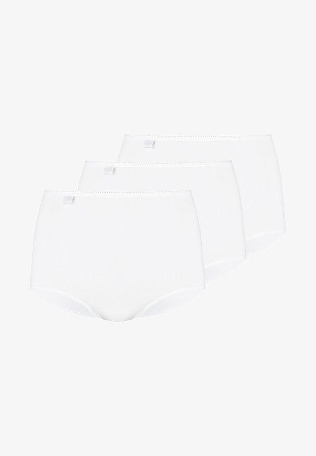 24/7 3 PACK - Onderbroeken - white