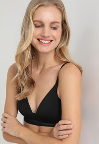 Sloggi - EVER FRESH - Triangle bra - black - 3