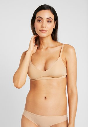 FEEL ULTRA BRA - Triangel BH - cognac