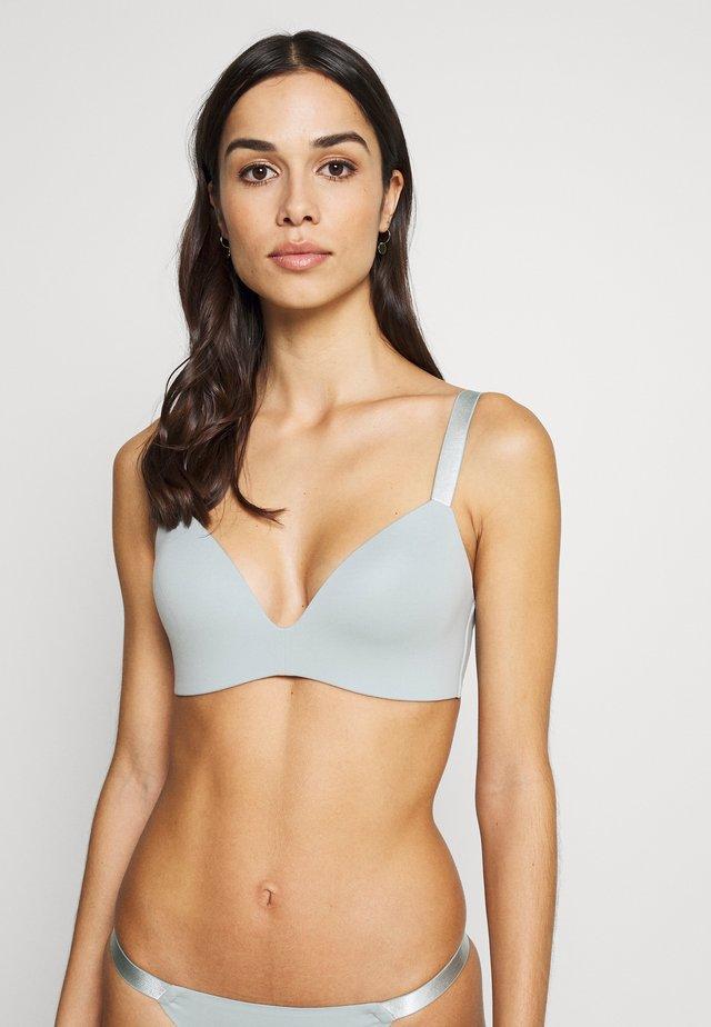 SUBSTANCE - T-shirt bra - misty turquoise