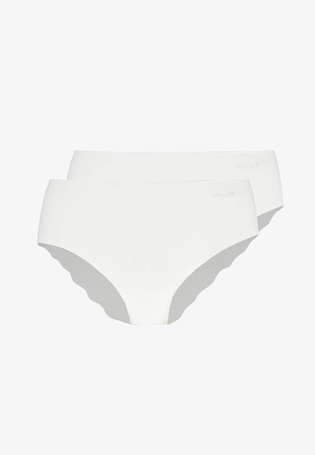 2 PACK - Braguitas - white
