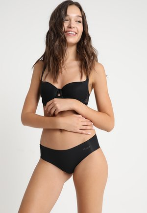 HIPSTER 2 PACK - Slip - black