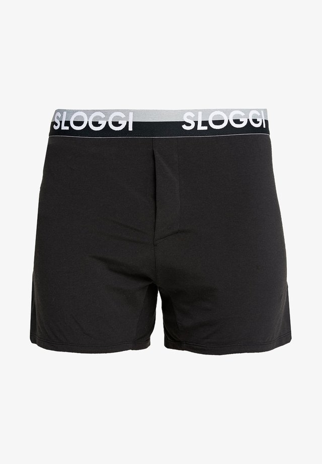 THE SLIM FIT  - Panties - black