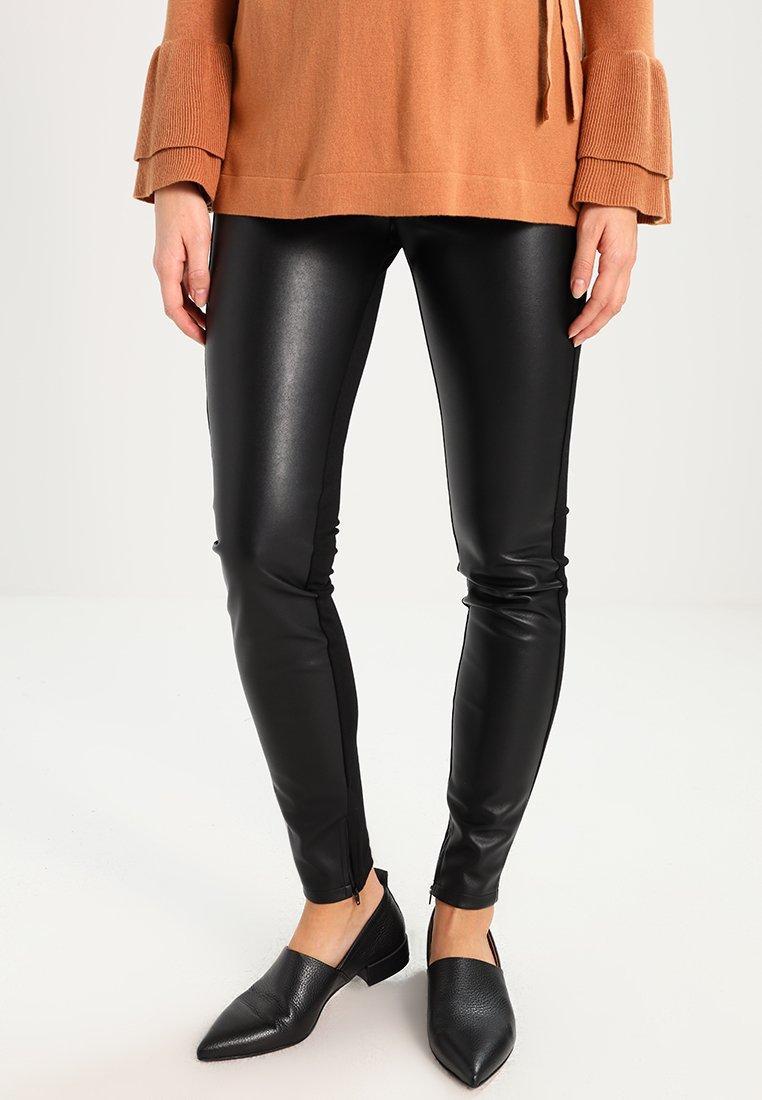 Slacks & Co. - DALLAS - Leggings - Hosen - black