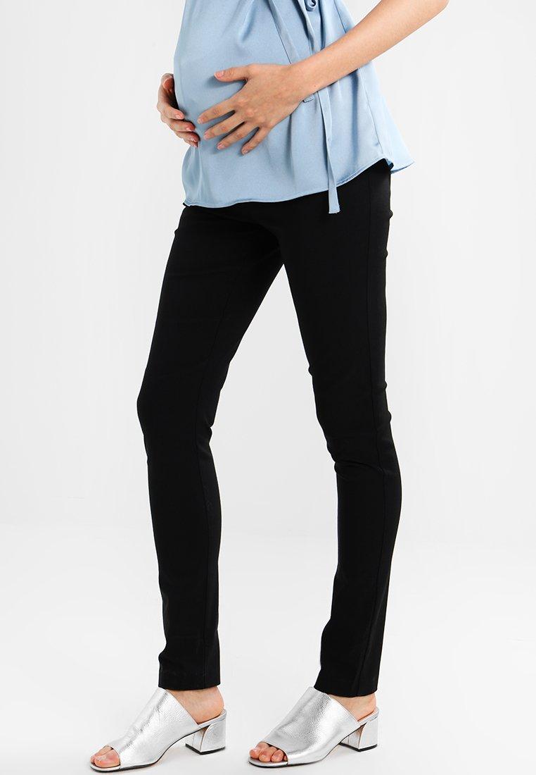 Slacks & Co. - PERUGIA - Trousers - black