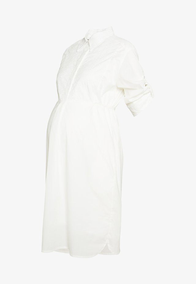 MADRID - Shirt dress - white
