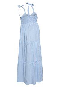 Slacks & Co. - MARISSA - Denní šaty - blue/white - 1