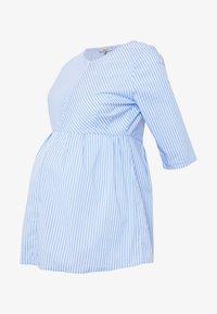 Slacks & Co. - CAIRO - Blouse - blue/white - 4