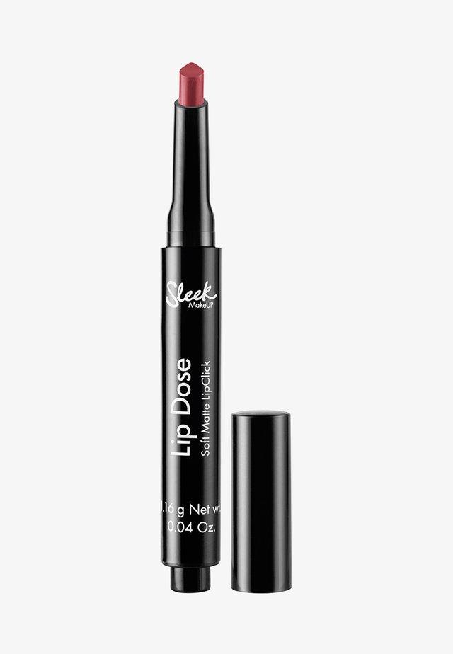 LIP DOSE - Lipstick - boss mode