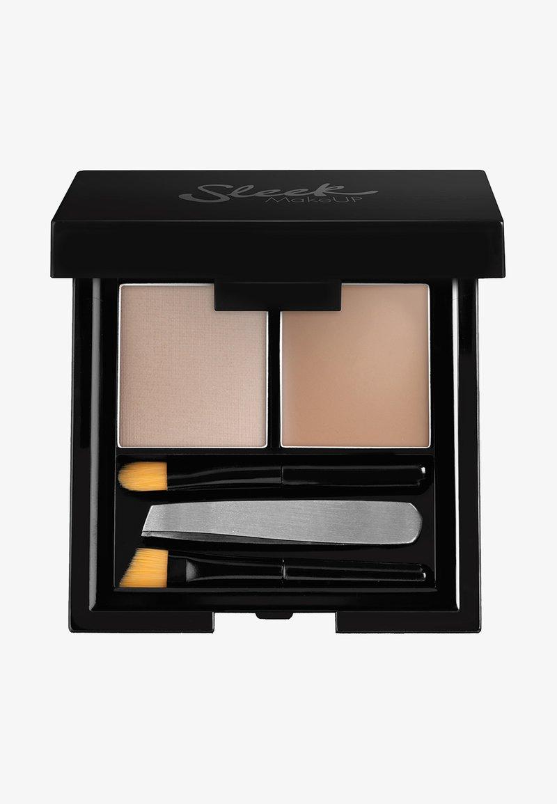 Sleek - BROW KIT - Face palette - light