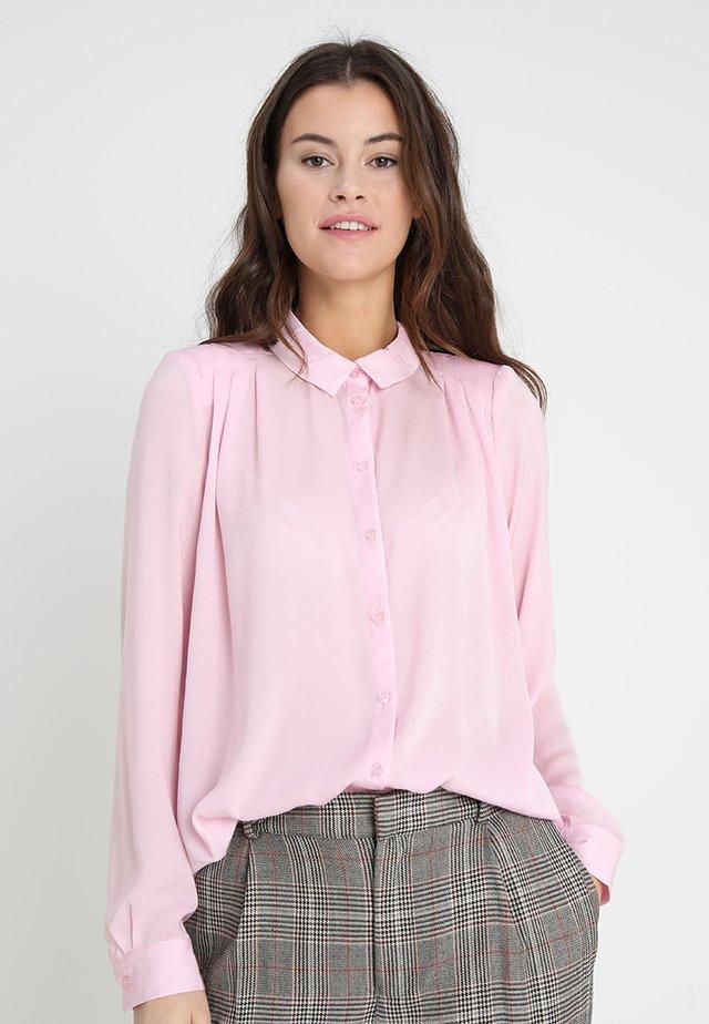 EGAN - Skjortebluser - pink mist