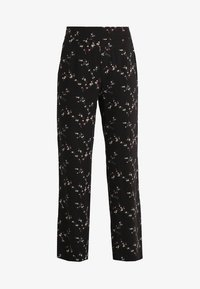 Smash - AURI - Spodnie materiałowe - black - 4