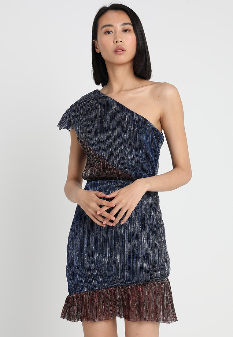 Smash - MAIKOOR DRESS - Cocktailkjoler / festkjoler - blue