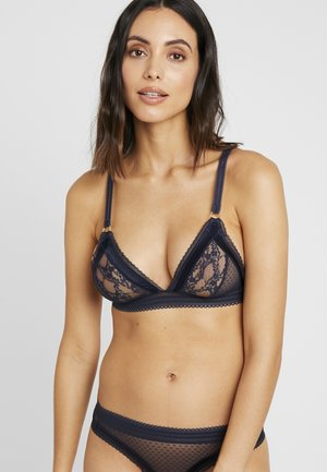 STEPHANIE CHERISHING SOFT CUP - Soutien-gorge triangle - navy