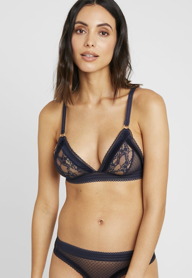 STEPHANIE CHERISHING SOFT CUP - Triangle bra - navy