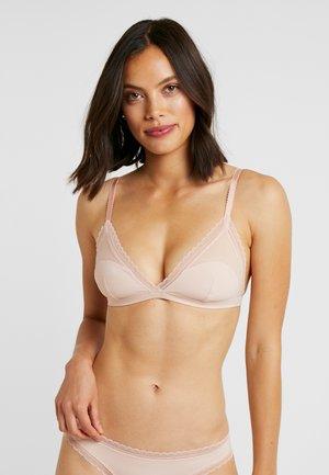 EMMA LOVING SOFT CUP - Triangle bra - rose