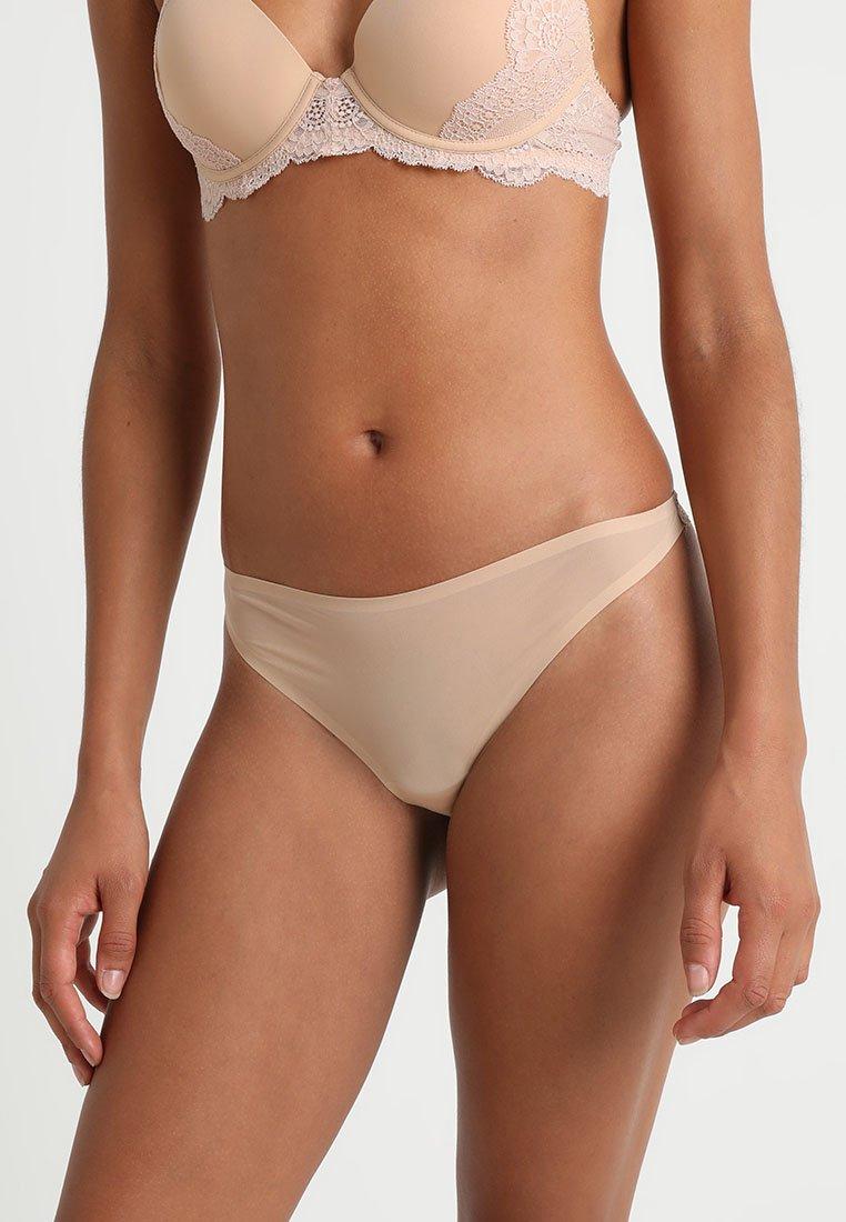 Stella McCartney Lingerie - SMOOTH THONG - Stringit - nude