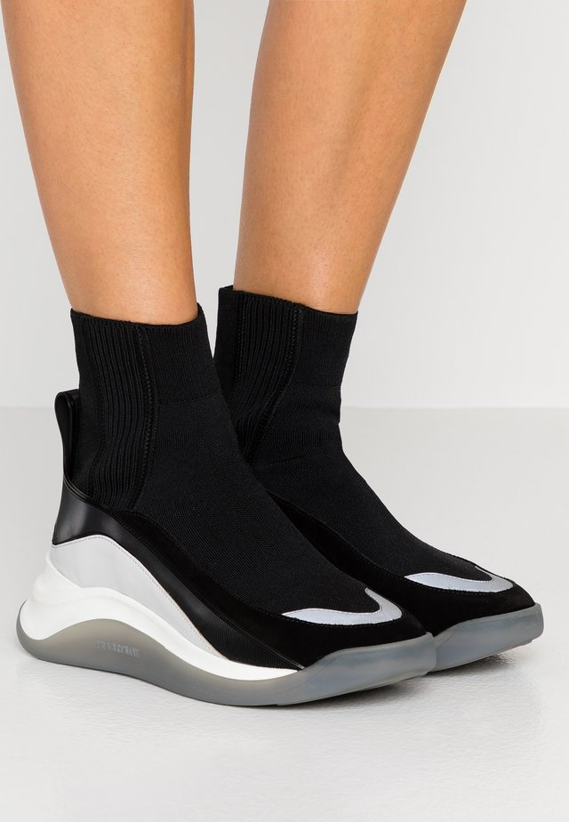 OVADA - Sneaker high - nero