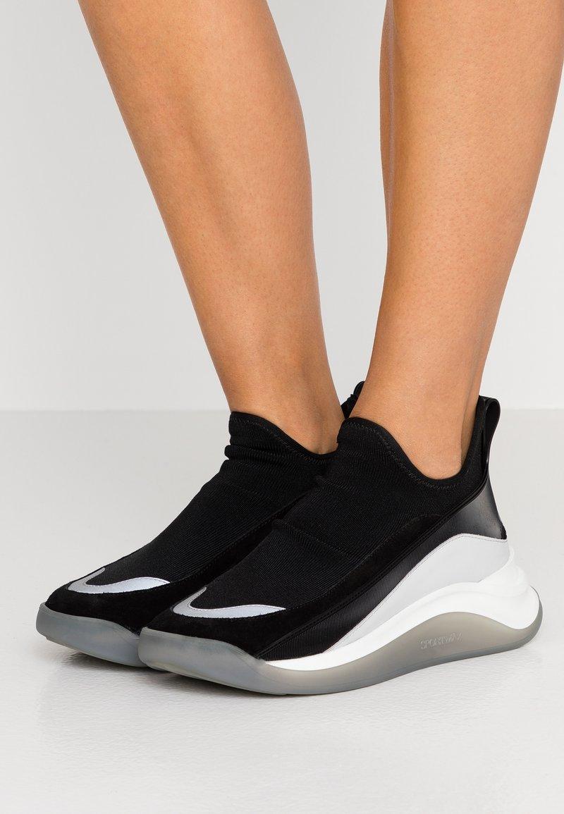 Sportmax - PALCO - Sneakers laag - nero