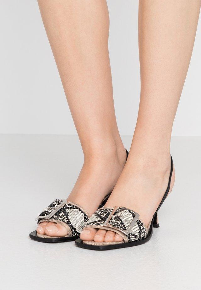 DANIELA - Sandals - neutro