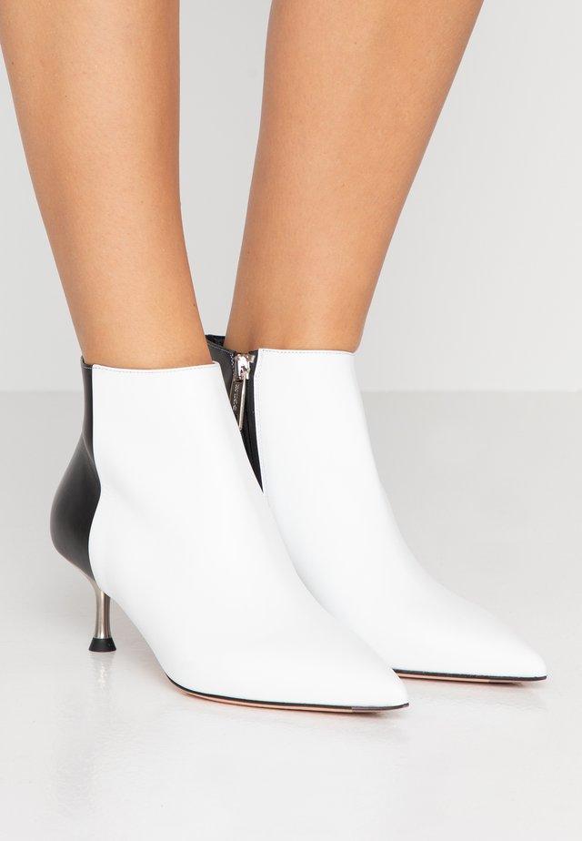 HODEIDA - Ankle Boot - bianco ottico