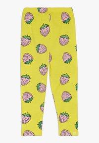 Småfolk - STRAWBERRY - Legging - yellow - 0