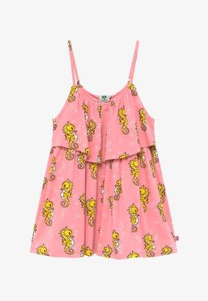SEAHORSE - Jersey dress - sea pink