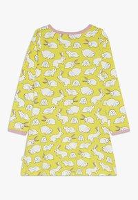 Småfolk - DRESS RABBIT - Žerzejové šaty - yellow - 1