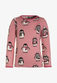 Småfolk - BABY NORMAL - Long sleeved top - pink - 0