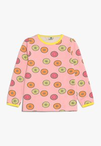 Småfolk - WITH FRUITS - Long sleeved top - silver pink - 0