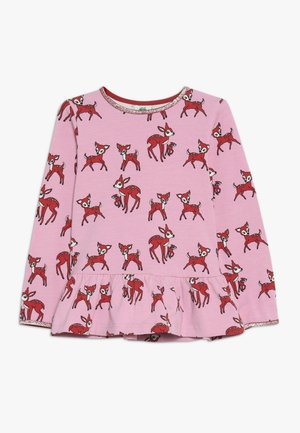 DEER - T-shirt à manches longues - sea pink