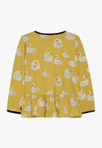 Småfolk - WITH SWANS - Longsleeve - ochre - 1