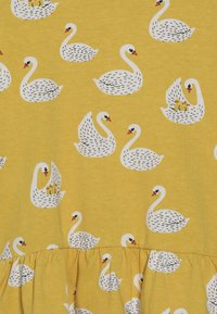Småfolk - WITH SWANS - Longsleeve - ochre - 3