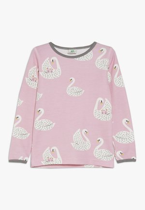 SWANS - Long sleeved top - winter pink