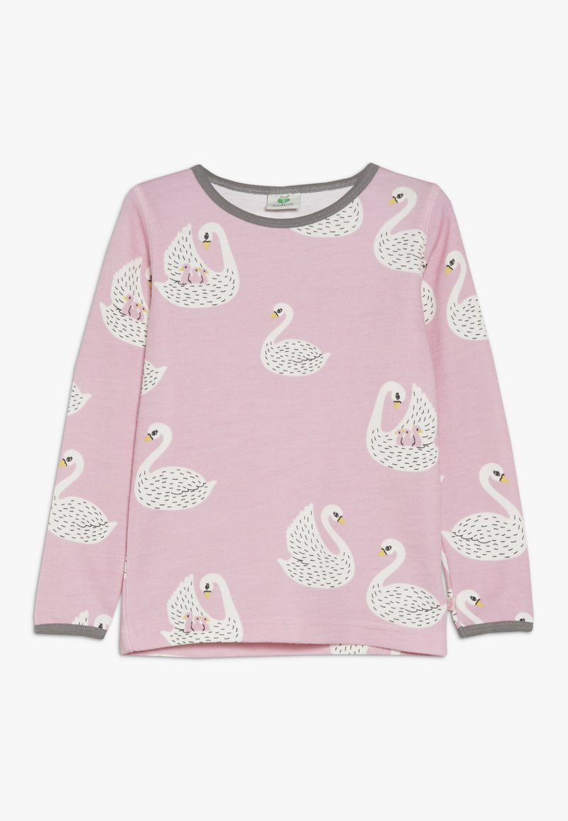 Småfolk - SWANS - Camiseta de manga larga - winter pink